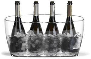 Glacette secchiello ghiaccio 12 lt glacette - Portaghiaccio per bottiglie ...