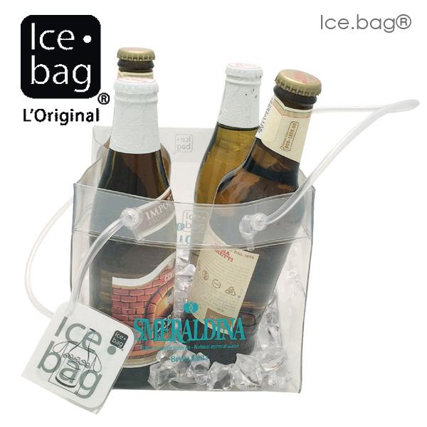 Glacette ice bag secchielli borse porta bottiglie - Portaghiaccio per bottiglie ...